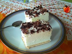 Ciasto jak Pianka (ciasto bez pieczenia na herbatnikach)